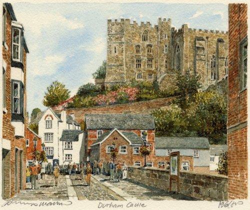 Durham Castle by Philip Martin