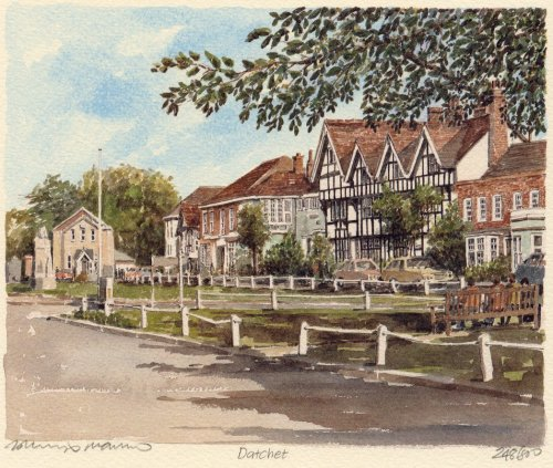 Datchet by Philip Martin