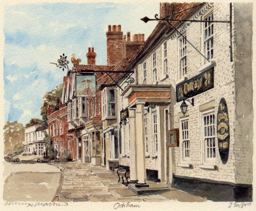 Odiham by Philip Martin