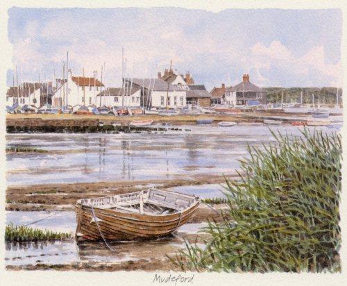 Mudeford by Glyn Martin