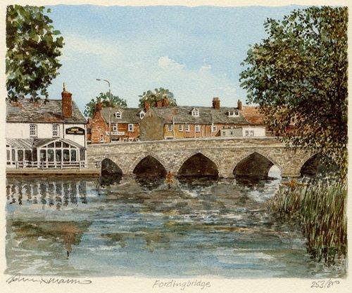 Fordingbridge by Philip Martin
