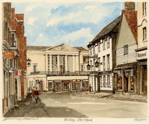 Bishops Stortford (2) by Philip Martin