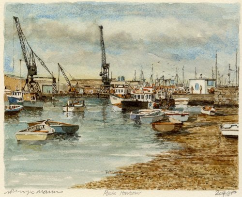 Poole - Harbour by Philip Martin