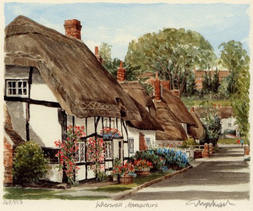 Wherwell by Glyn Martin