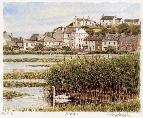 Torcross by Glyn Martin