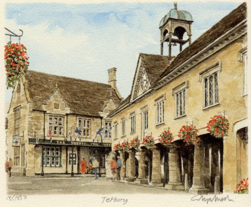 Tetbury by Glyn Martin