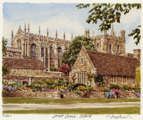 Christ Church by Glyn Martin
