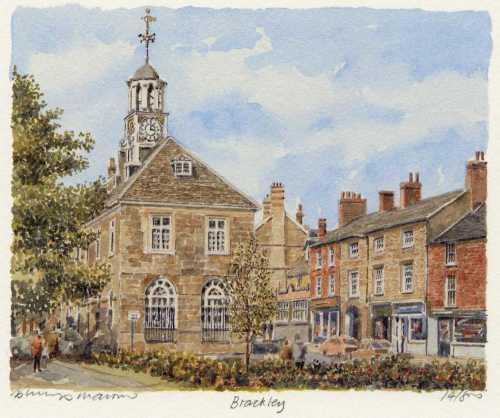 Brackley by Philip Martin