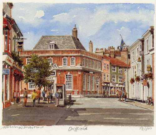 Driffield by Philip Martin
