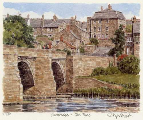 Corbridge by Glyn Martin