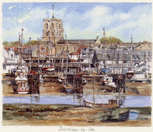 Shoreham-by-Sea by Philip Martin