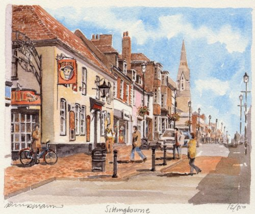 Sittingbourne by Philip Martin