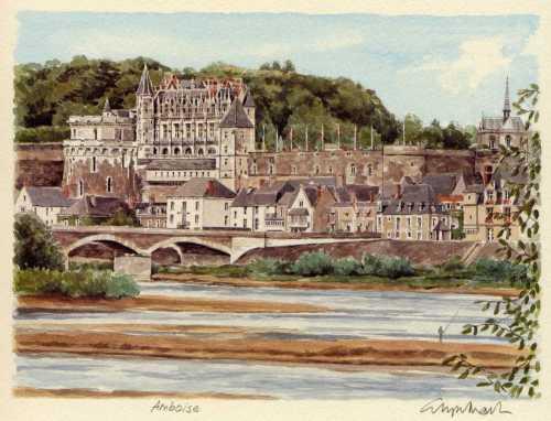 Amboise by Glyn Martin