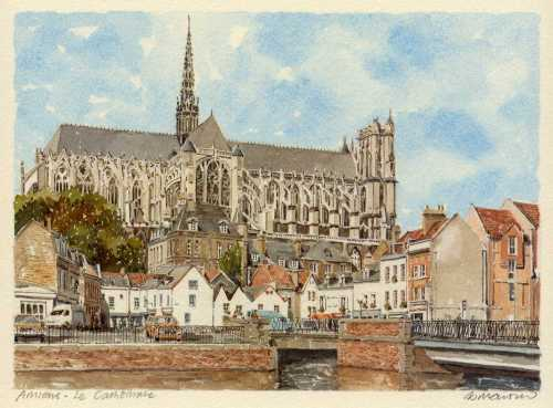 Amiens by Philip Martin