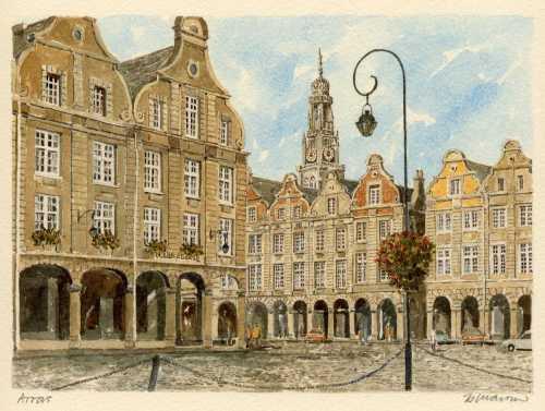 Arras by Philip Martin
