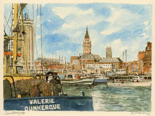 Dunkerque by Philip Martin