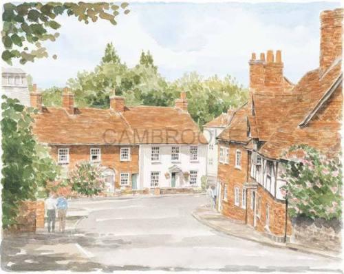 Farnham by Glyn Martin