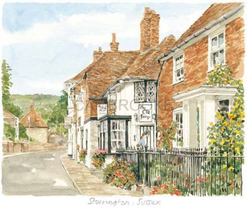 Storrington by Glyn Martin