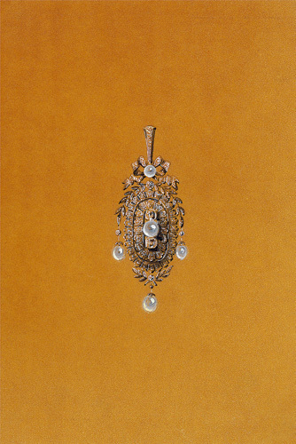 Jewellery Designs VII by Anonymous