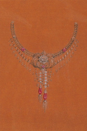Jewellery Designs IX by Anonymous