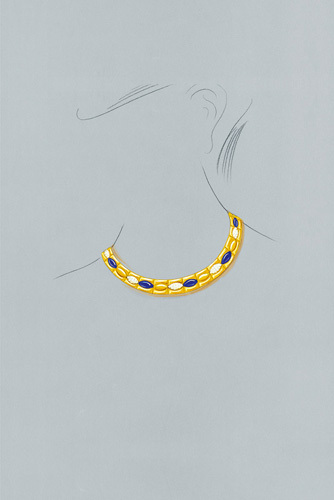 Jewellery Designs XV by Anonymous