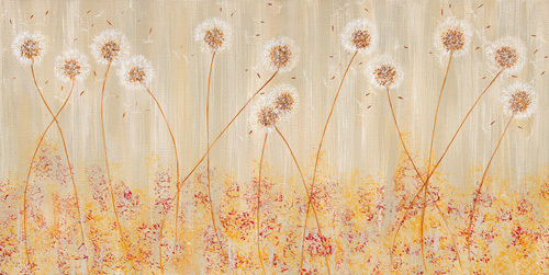 Allium Panel II by Anne Gerarts