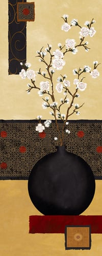 Hanami II by Linda Wood