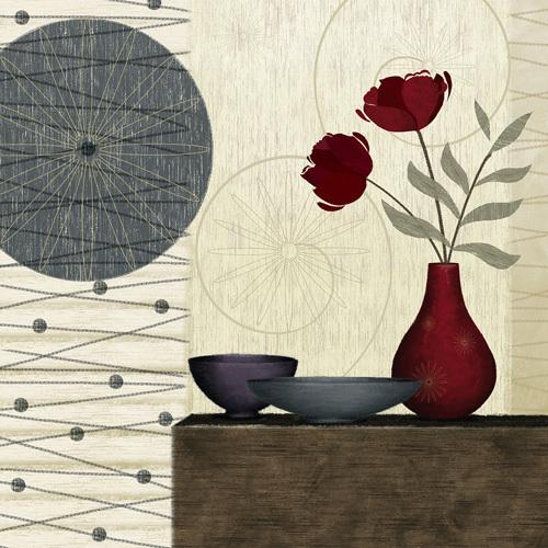 Soliflore II by Linda Wood