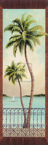 Colonial Palm II by Don Tyler