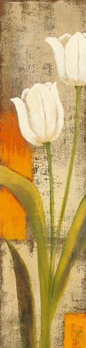Fresco Flowers II by Nadja Naila Ugo