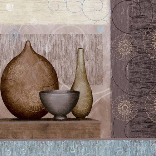 Echo Of Harmony I by Linda Wood