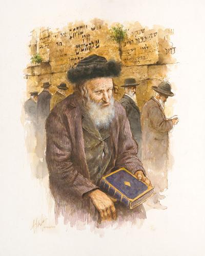 Jerusalem I by Alex Jawdokimov