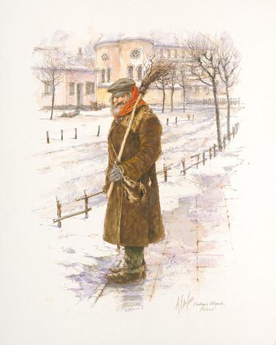 Vladimir Volynsk Poland I by Alex Jawdokimov