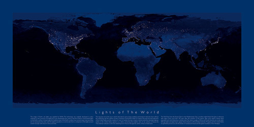 Lights Of The World by Anonymous