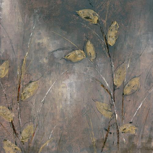 Leaves At Dawn I by Marilyn Bridges