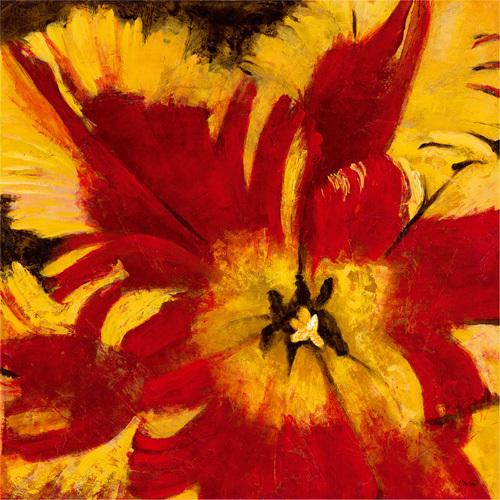Rosso Fiore I by Citrine