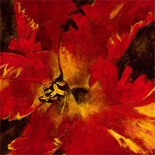 Rosso Fiore II by Citrine
