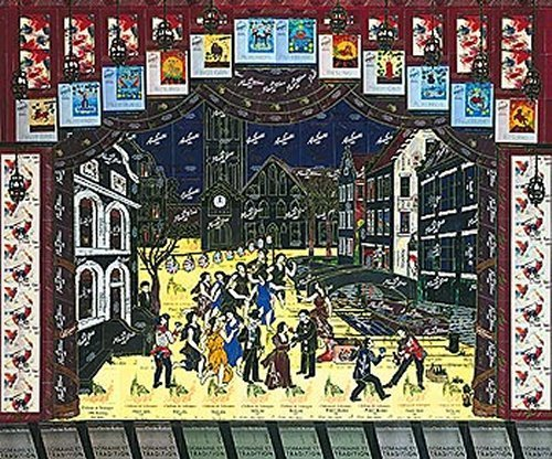 Die Tote Stadt by Valentino Monticello