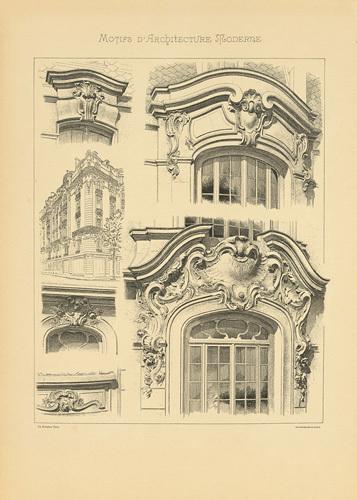 Motifs D'architecture Moderne I by Schmidt Schmidt