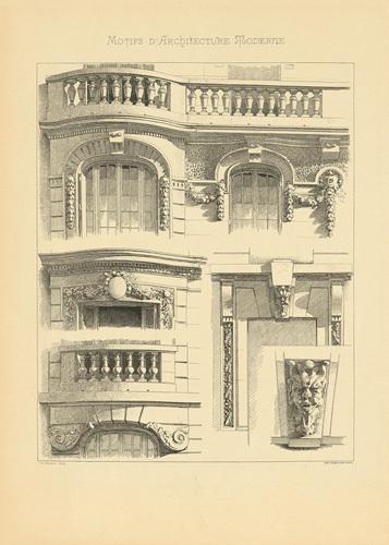 Motifs D'architecture Moderne II by Schmidt Schmidt