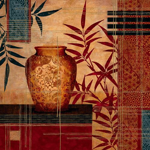 Kyushu I by Linda Wood
