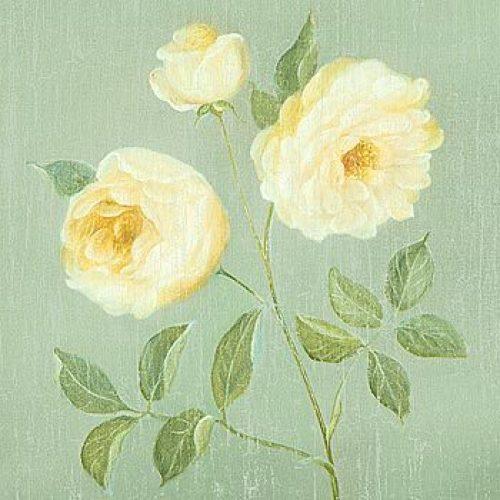 Abundant Rose I by Mimi Roberts
