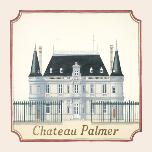 Chateau Palmer by Andras Kaldor