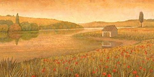 Lakeland Meadows II by Stephen Mitchell