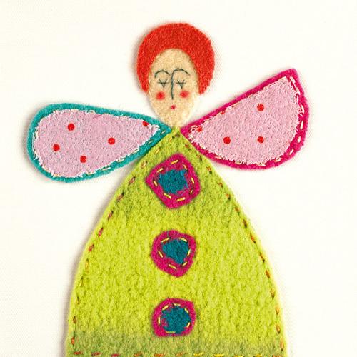 Fuzzy Fairy II by Madeleine Millington