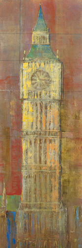 Big Ben by Longo