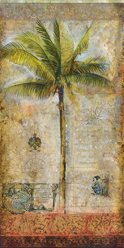 Palm Tree I by Kemp