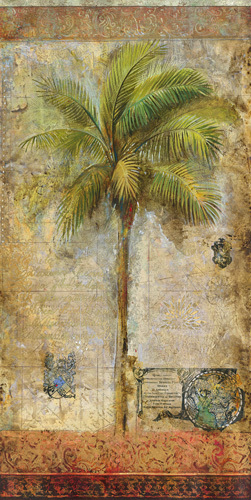 Palm Tree II by Kemp