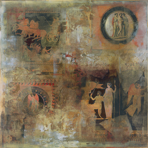 Etruscan Vision III by John Douglas