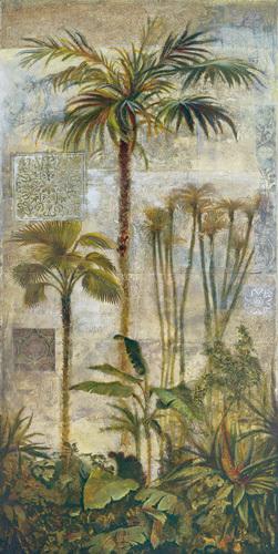 Enchanted Oasis I by John Douglas